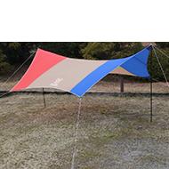 トリコロールタープ製品画像