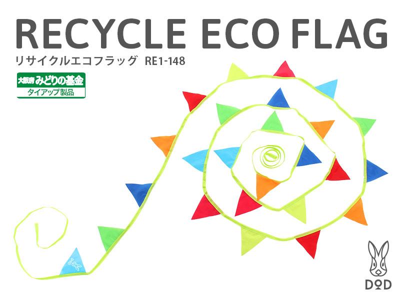 【販売終了】リサイクルエコフラッグ