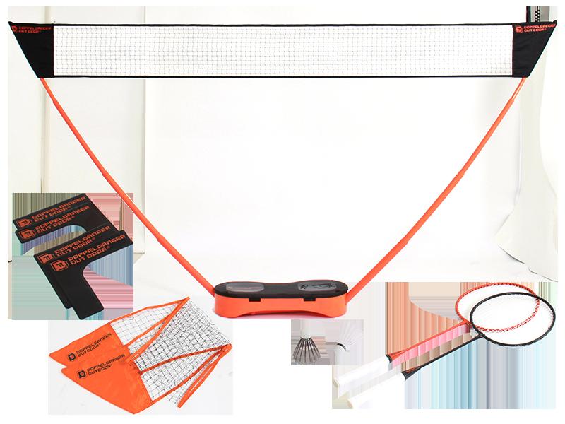 ポータブルバドミントンネットの製品画像
