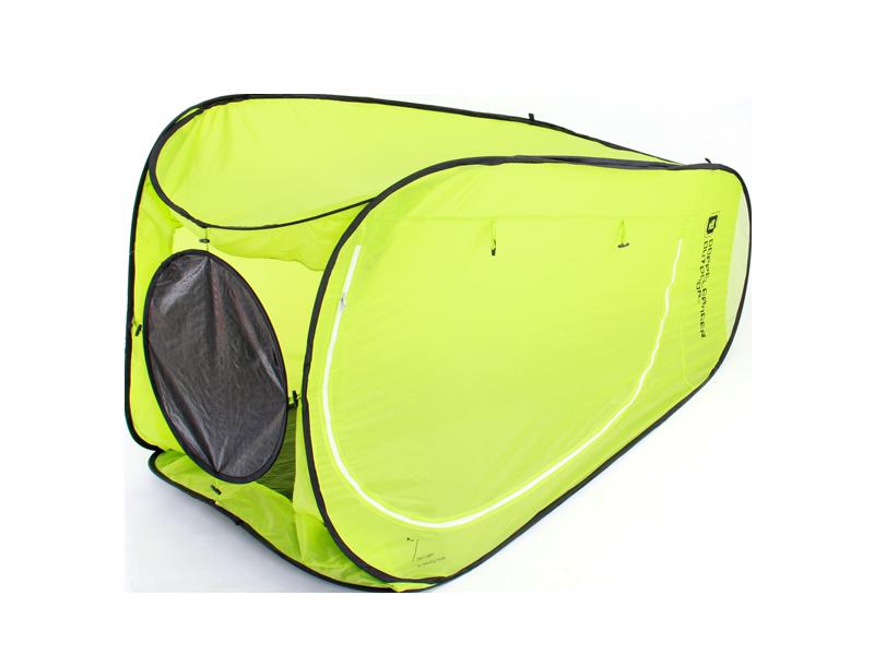 お昼寝&お着替えテントの製品画像