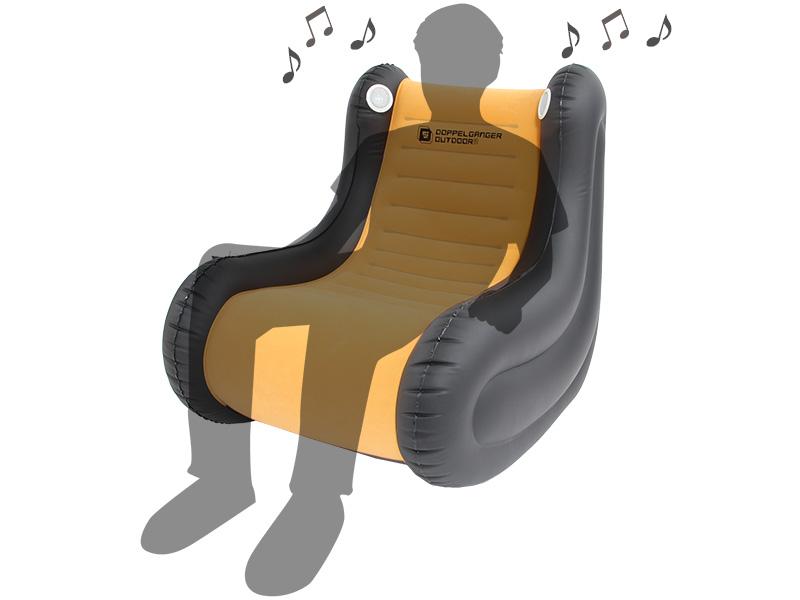 スピーカーソファのメインの特徴(音楽が聴けるソファ)