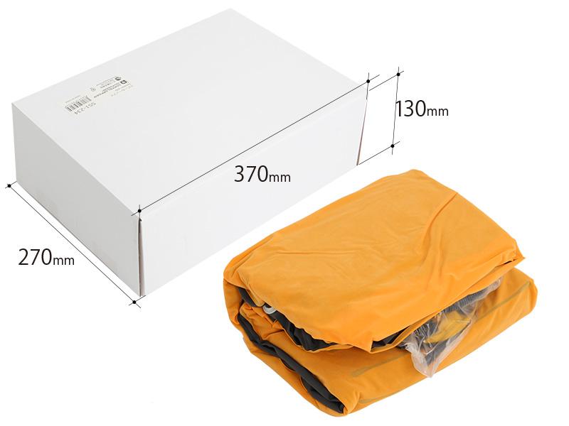スピーカーソファのメインの特徴(小さく持ち運ぶ)