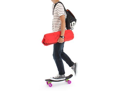 アウトドアスケートボードのメインの特徴(アウトドアでの移動に)