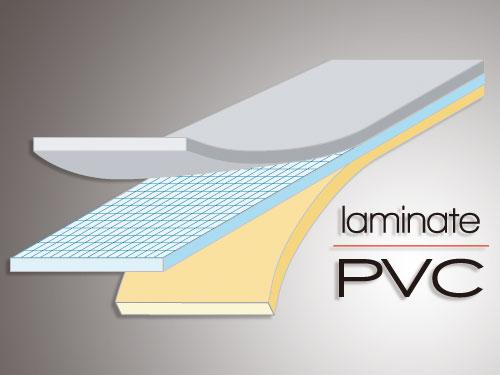 バスフローターボートのメインの特徴(ラミネートPVC)