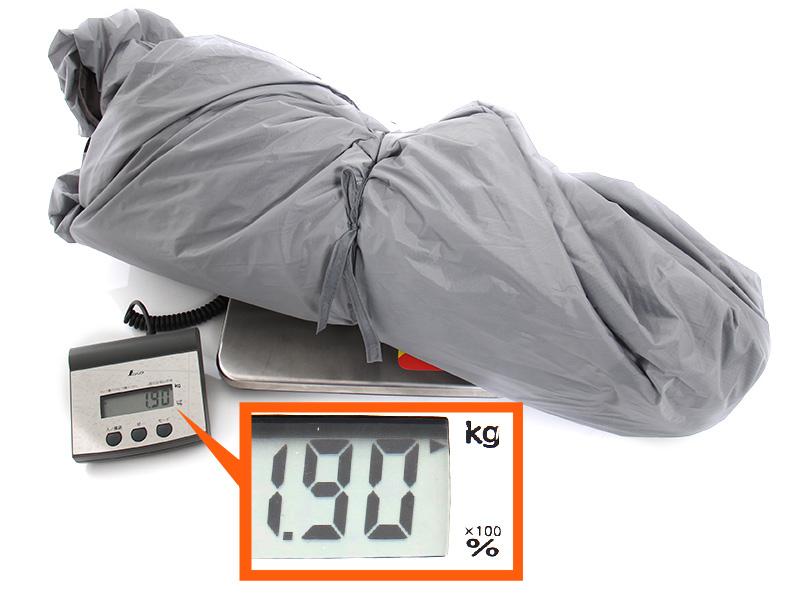ウルトラライトワンタッチテントの各部の特徴(重量1.9kg)