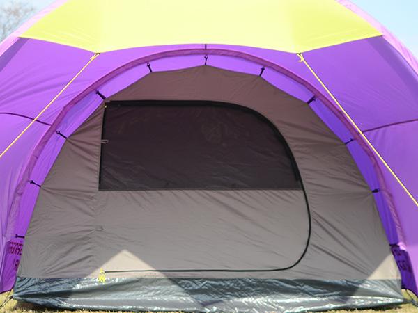 タープリーテントの各部の特徴(吊り下げ式インナーテント)