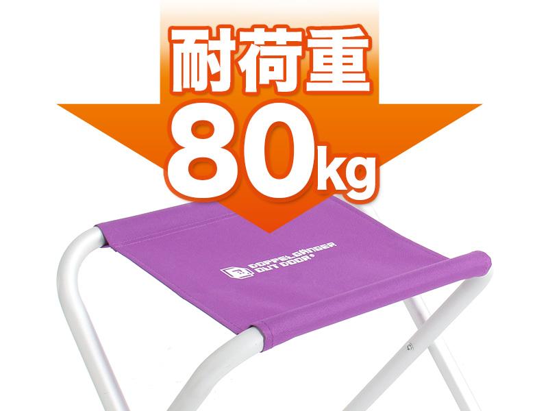 ハッピーテーブルセットの各部の特徴(耐荷重80kg(チェア))