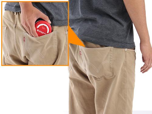ポップアップ 2WAY LEDランタンの各部の特徴(持ち運びラクラク)