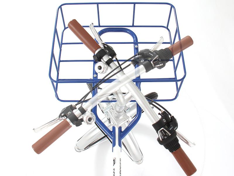 2WAYアウトドアバイクの各部の特徴(独立型キャリア)