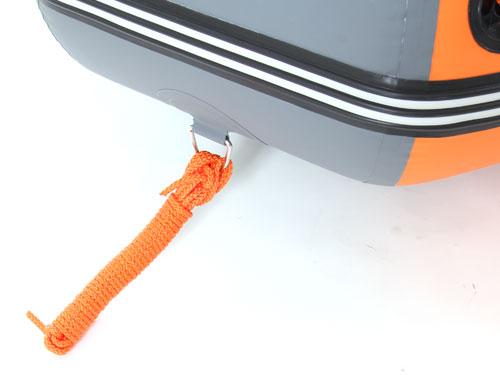インフレータブルボートの各部の特徴(トーイングロープ)