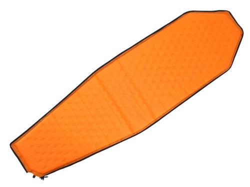 マットインスリーピングバッグの各部の特徴(セパレートマット)