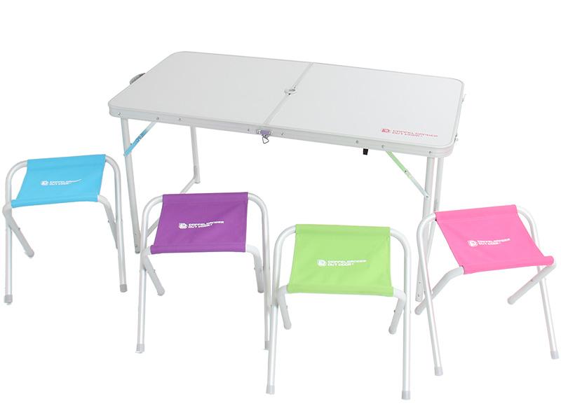 ハッピーテーブルセット の組立/設営方法