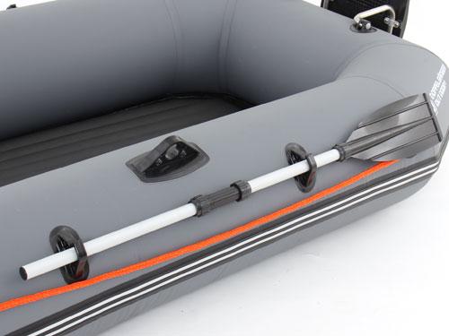 インフレータブルボートの各部の特徴(オールホルダー)