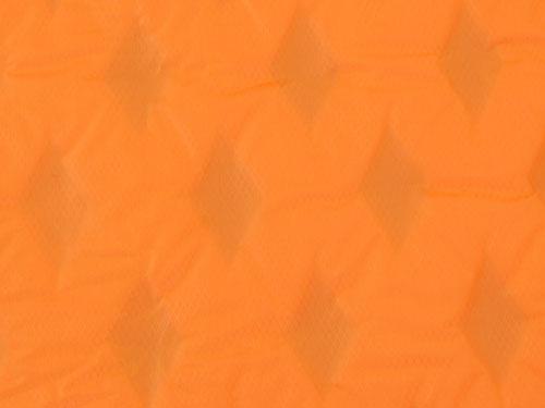 マットインスリーピングバッグの各部の特徴(ダイヤモンドカット)