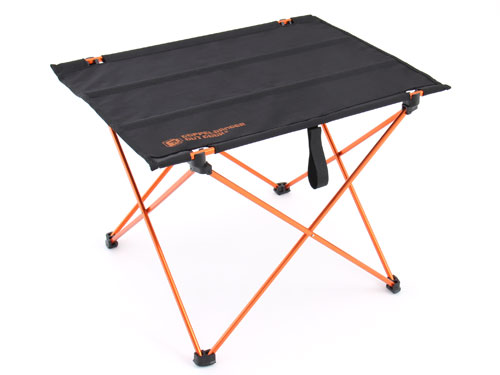 ウルトラライトテーブルの組立/設営方法