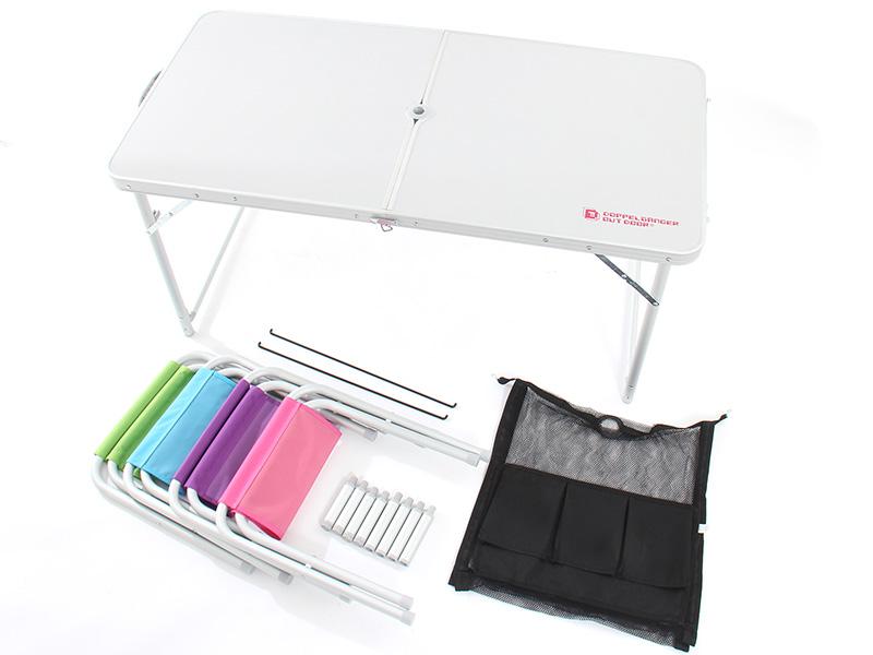 ハッピーテーブルセット の収納/撤収方法