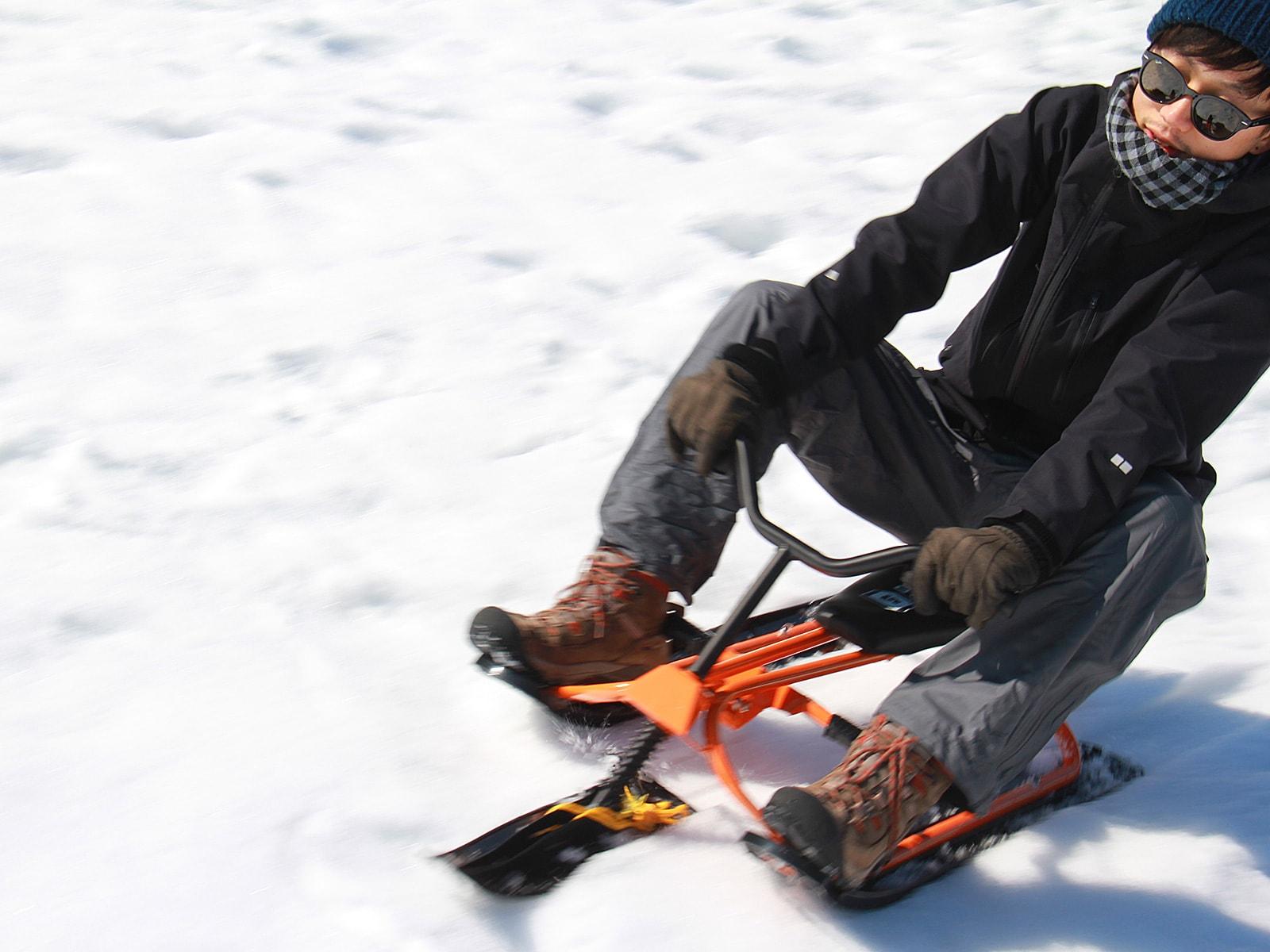 スノースライダーのギャラリー画像
