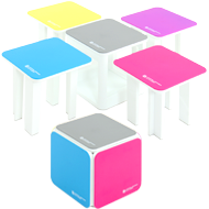 5in1テーブルチェアセット画像