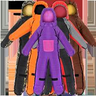 人型寝袋ver5.0 ヌクヌクシリーズ画像