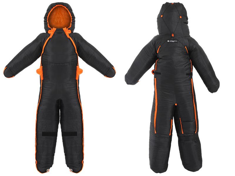 人型寝袋ver5.0レギュラーサイズの製品画像
