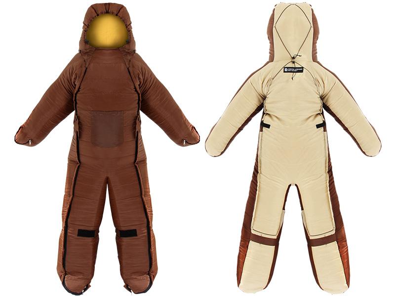 人型寝袋ver5.0 ヌクヌクシリーズレギュラーサイズの製品画像