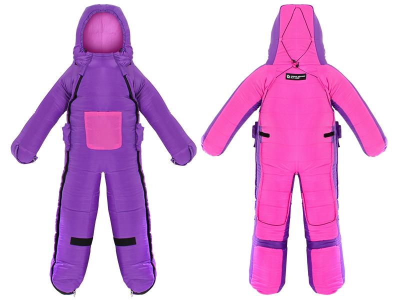人型寝袋ver5.0 ヌクヌクシリーズフィットサイズの製品画像