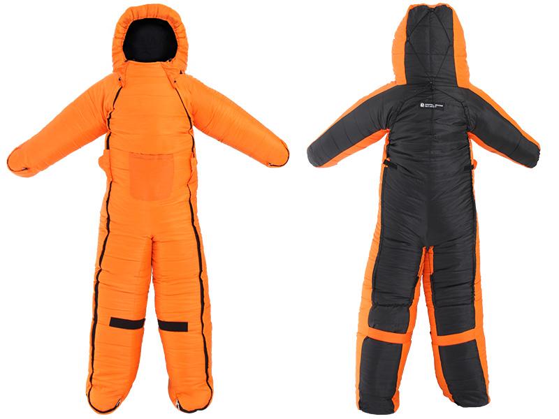 人型寝袋ver5.0 ヌクヌクシリーズルーズサイズの製品画像