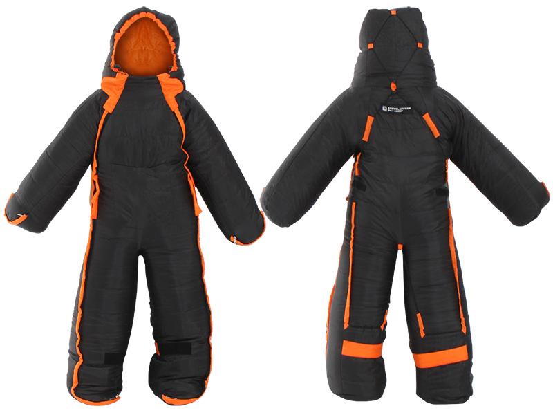 人型寝袋ver5.0キッズサイズの製品画像