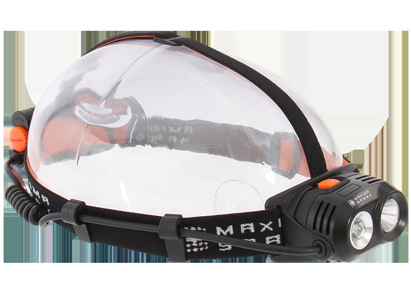 ハイパワーデュアルアイLEDヘッドライトの製品画像