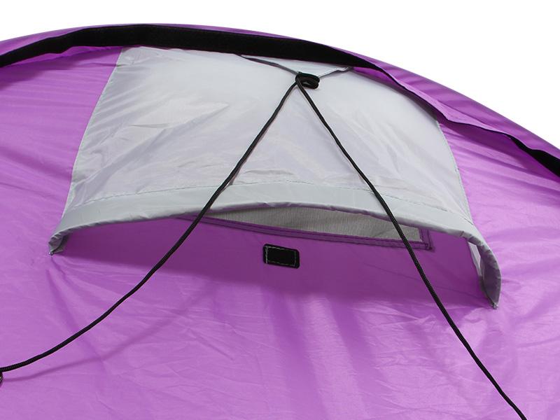 ほしぞらテントの各部の特徴(ベンチレーター)