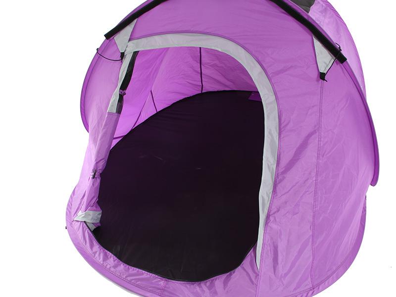 ほしぞらテントの各部の特徴(D型ドア)