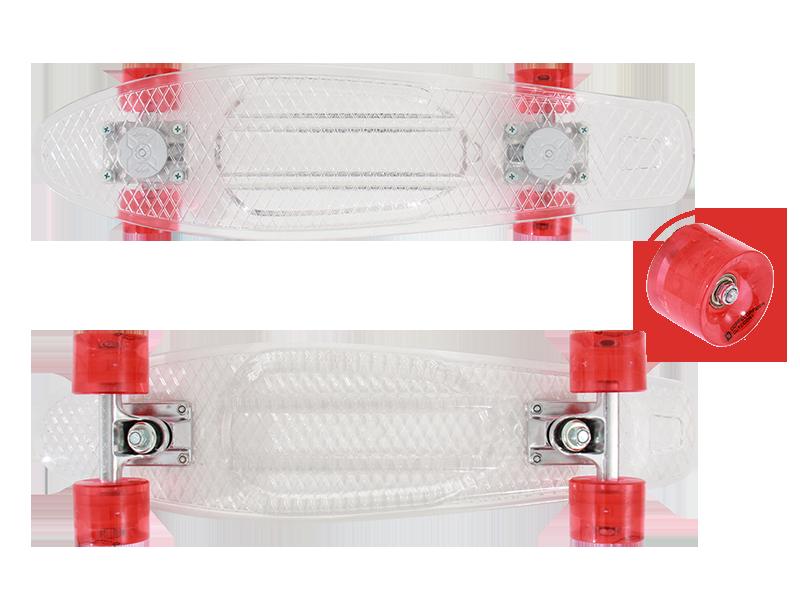 LEDスケートボードの製品画像
