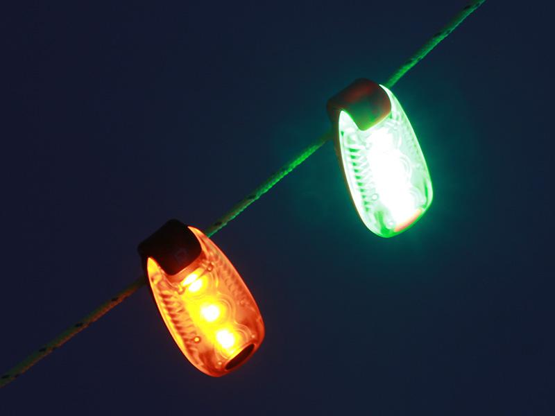 ほたるライトのメインの特徴(つまずき防止ライト)