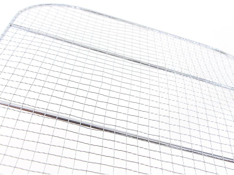 アメリカンBBQ&スモークグリル 交換用網のメインの特徴(ステンレス製)