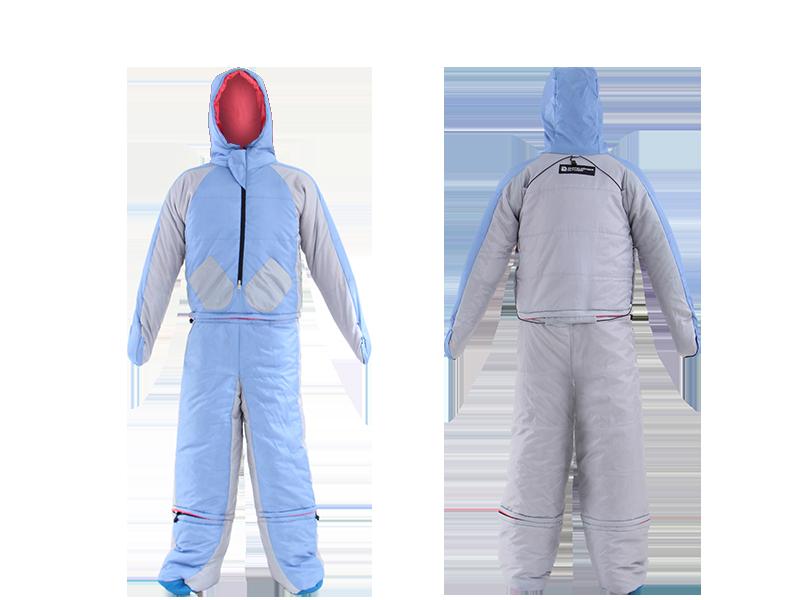 人型寝袋ver7.0  フィットサイズの製品画像