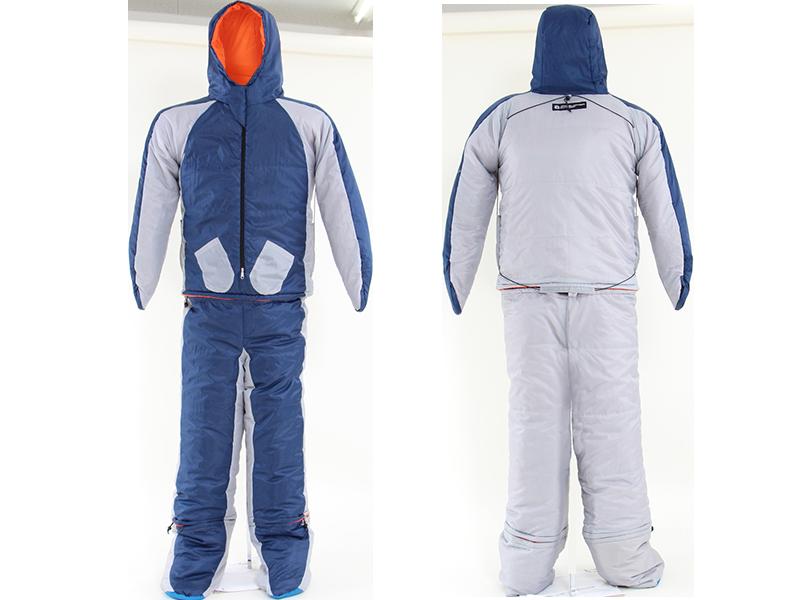 人型寝袋ver7.0  ルーズサイズの製品画像