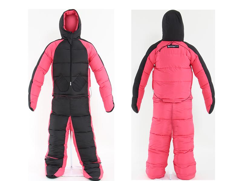 人型寝袋ver7.0 ダウンシリーズレギュラーサイズの製品画像