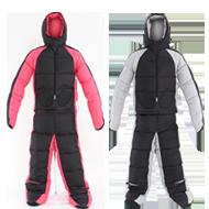 人型寝袋ver7.0 ダウンシリーズの製品画像