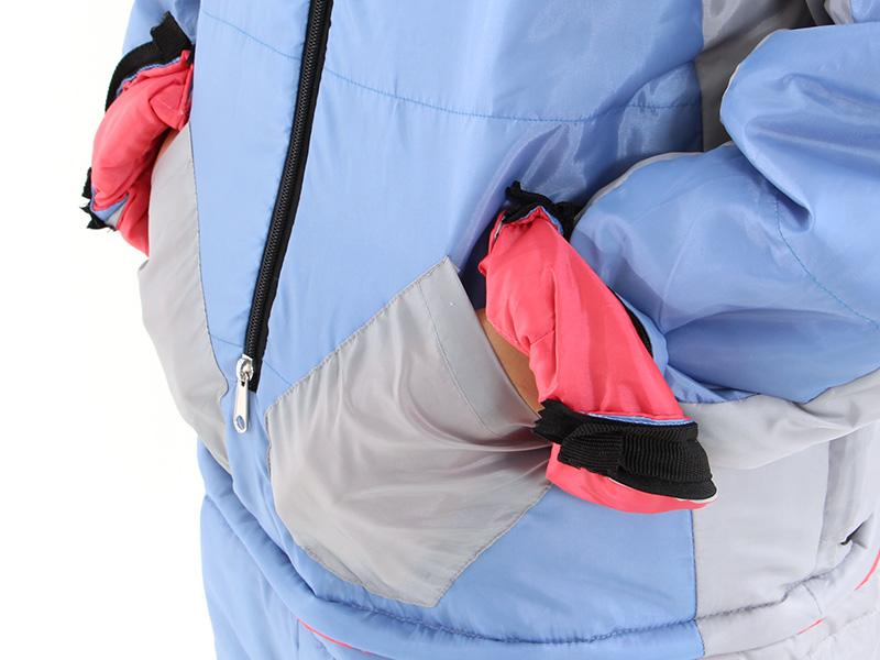 人型寝袋ver7.0 ダウンシリーズVer.7.0からの新仕様画像