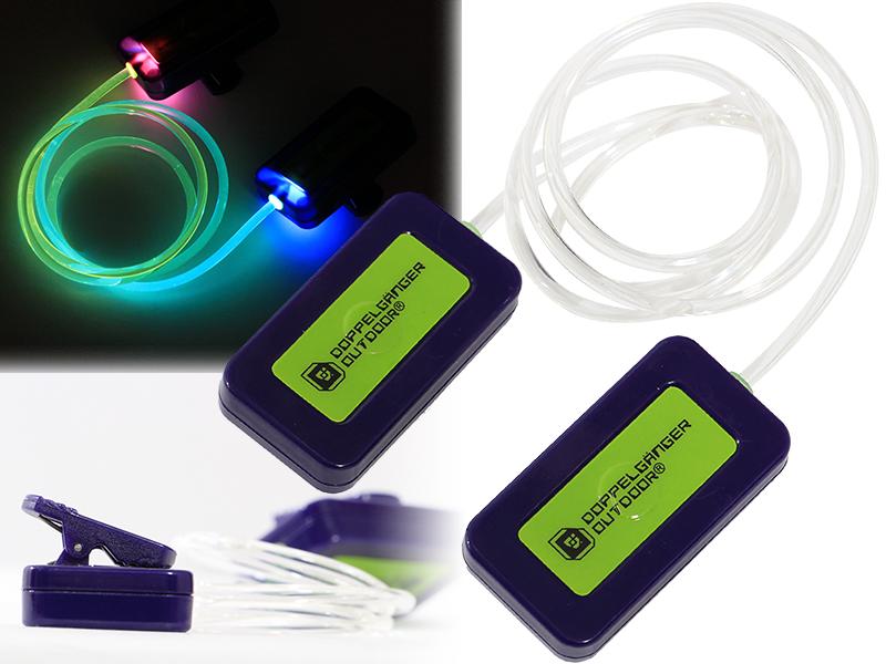 LEDテントロープライトの製品画像