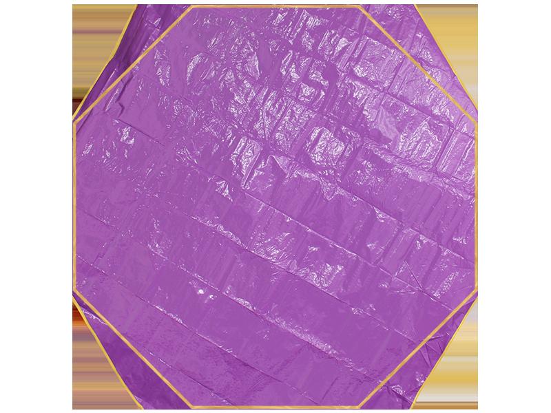 ワンポールテント用グランドシート(多角形タイプ)の製品画像