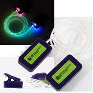 LEDテントロープライト画像