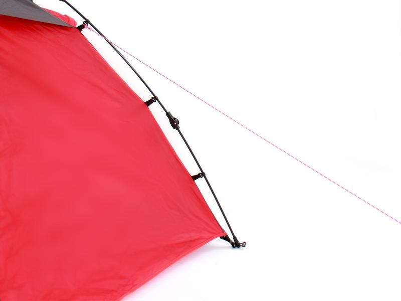 ダブルリフレクションロープの使用の一例