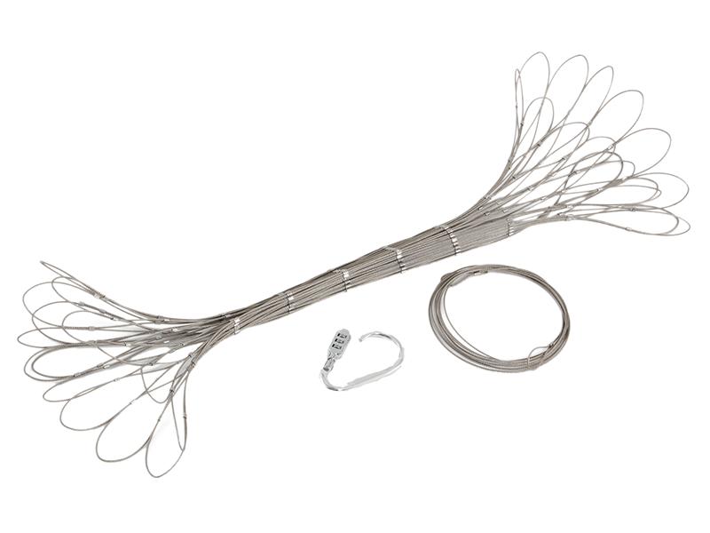 キャリーワゴン用ワイヤーロックの製品画像