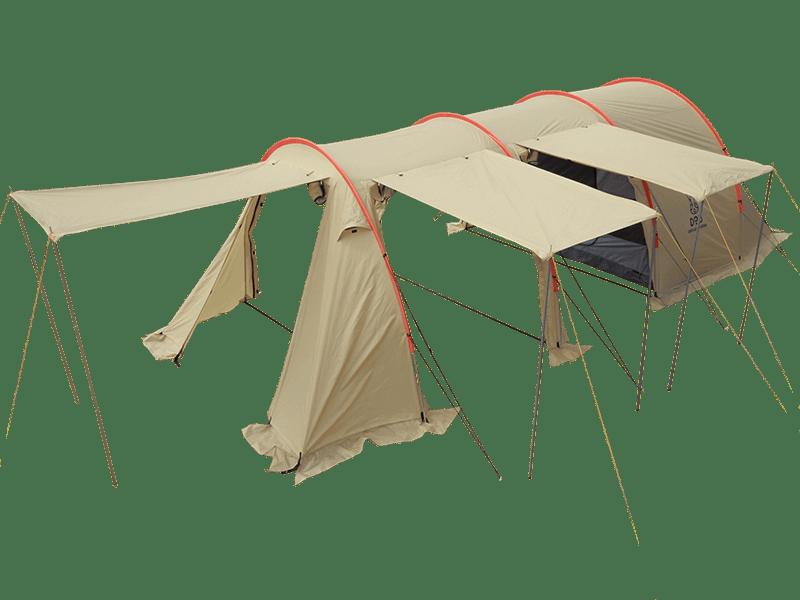 カマボコテントの製品画像