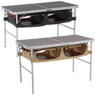 ストレージアウトドアテーブル製品画像