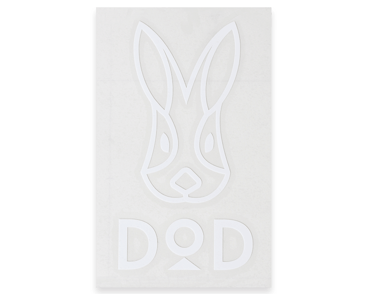 DODロゴステッカー(L)の製品画像