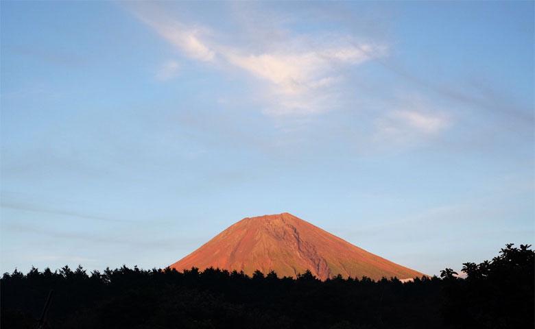 朝霧Jam キャンプフェス 赤富士