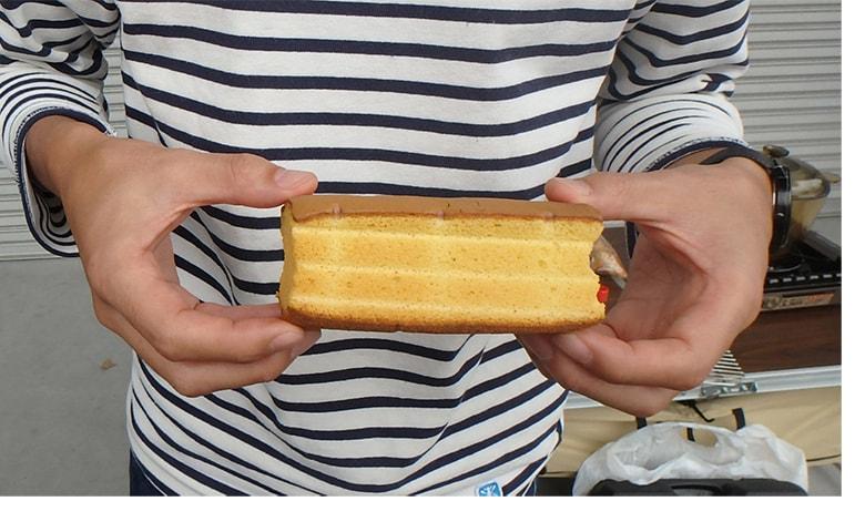 燻製 パン