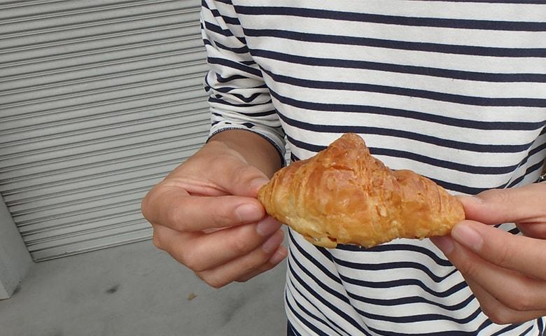燻製 パン結果
